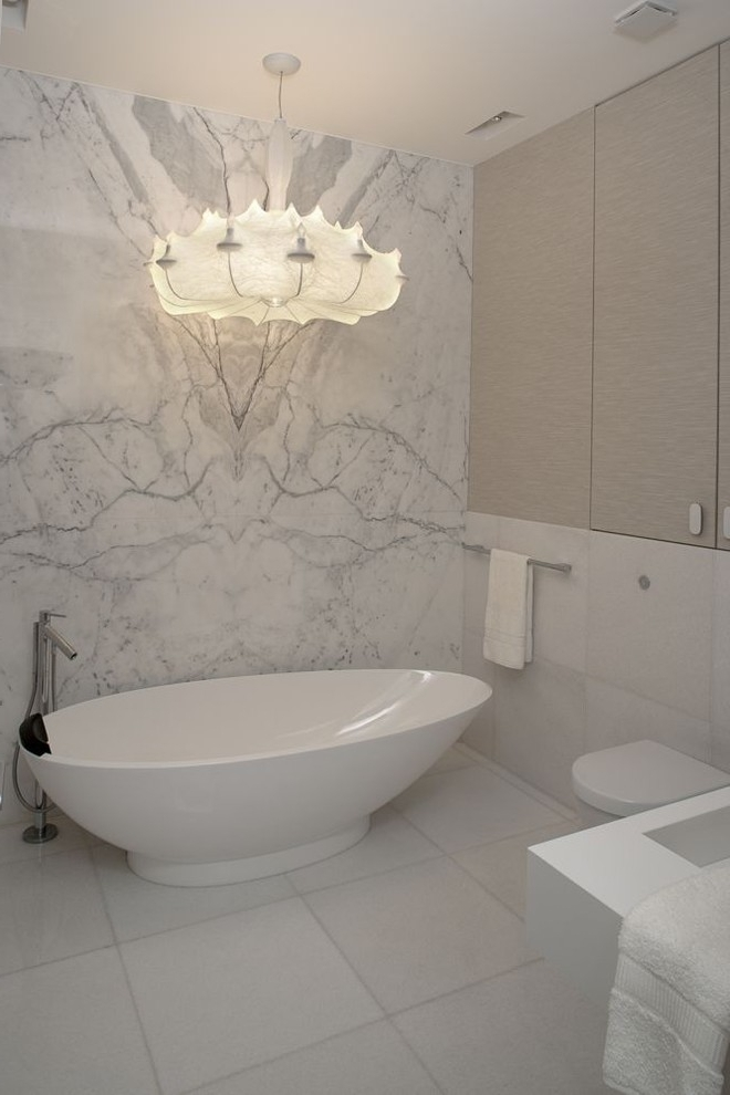 Well Known Wall Mount Tub Filler Bathroom Contemporary With Bathroom Bathroom Intended For Wall Mounted Bathroom Chandeliers (View 10 of 10)