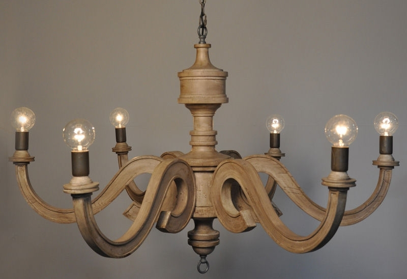 Well Known Wooden Chandeliers Within Wooden Chandeliers Interesting Wooden Chandelier Also Home Design (View 9 of 10)