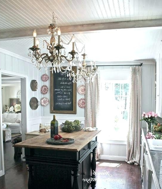 Well Liked French Country Chandeliers For Kitchen Regarding French Country Chandeliers Kitchen Eimatco French Style Chandeliers (View 4 of 10)