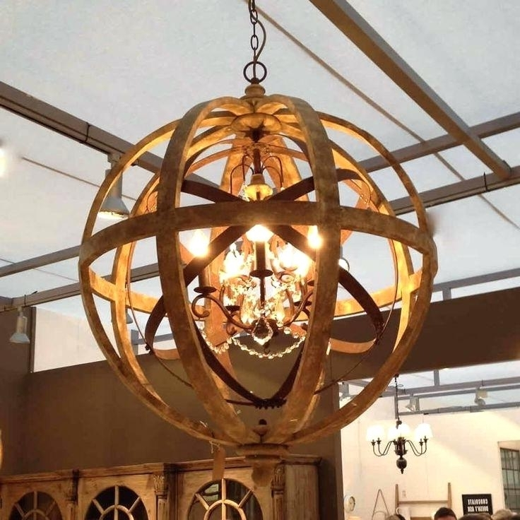 Well Liked Metal Ball Chandelier Best Lighting Images On Ceiling Lamps Home For Metal Ball Chandeliers (View 7 of 10)