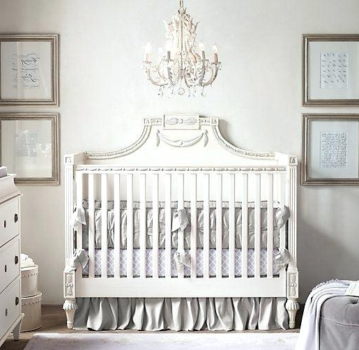 Featured Photo of Mini Chandeliers For Nursery