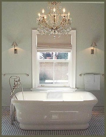 Widely Used Bathroom Chandelier Lighting Within Chandelier Bathroom Lighting – Sl Interior Design (View 10 of 10)