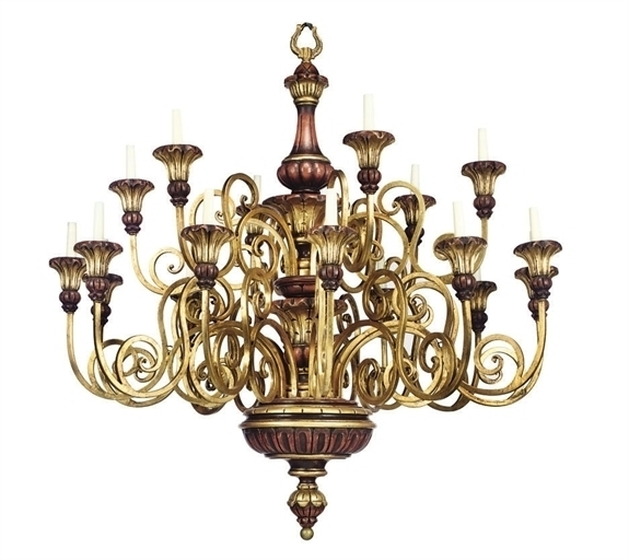 Widely Used Italian Chandeliers Inside Italian Chandeliers – A New And Elegant Way Of Decorating Your House (View 10 of 10)