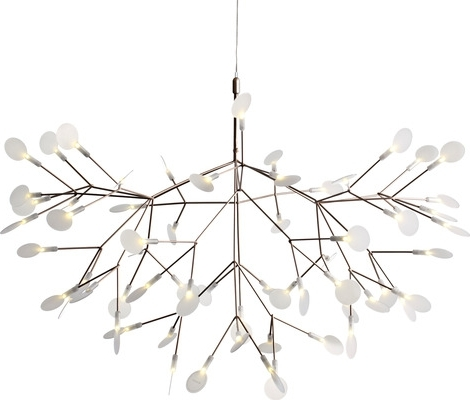 Widely Used Modern Chandeliers – 2Modern For Modern Chandelier (View 10 of 10)