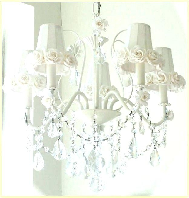Widely Used Shabby Chic Crystal Chandeliers As Well As Small Shabby Chic With Regard To Small Shabby Chic Chandelier (View 10 of 10)