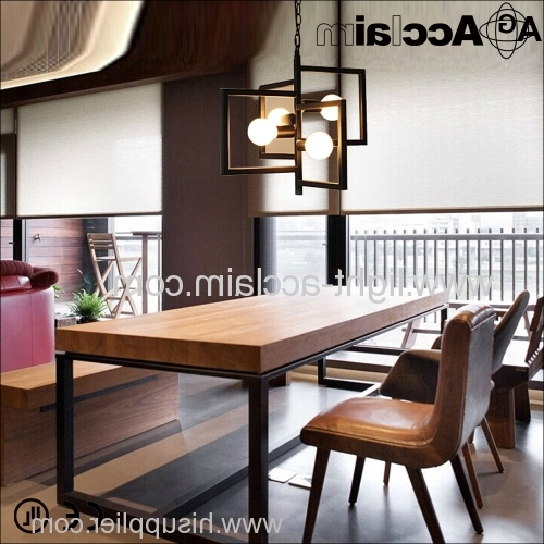 Explore gallery of modern wrought iron chandeliers showing 9 of 10 wrought iron chandeliers industrial light bar table lamp led intended for favorite modern wrought iron chandeliers aloadofball Image collections