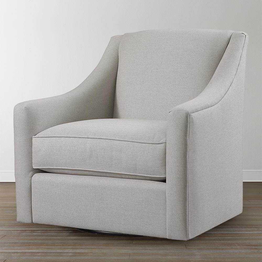 2017 Delightful Ideas Swivel Glider Chairs Living Room Furniture Swivel Intended For Swivel Rocking Chairs (View 1 of 15)