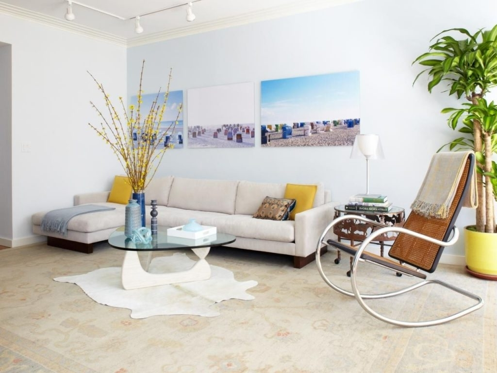 Amazing Modern Swivel Rocking Chairs For Living Room Design Made Throughout Favorite Rocking Chairs For Living Room (View 3 of 15)