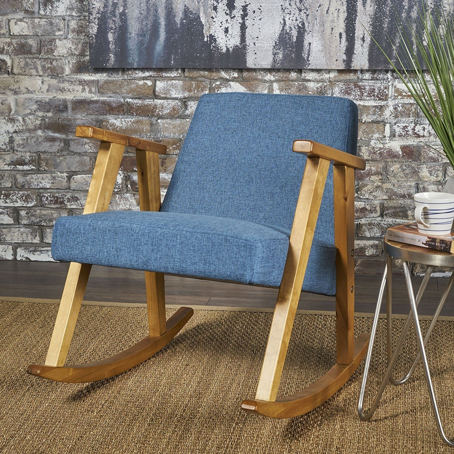 Amazon Rocking Chairs In Well Known Amazon: Nero Rocking Chair (View 2 of 15)