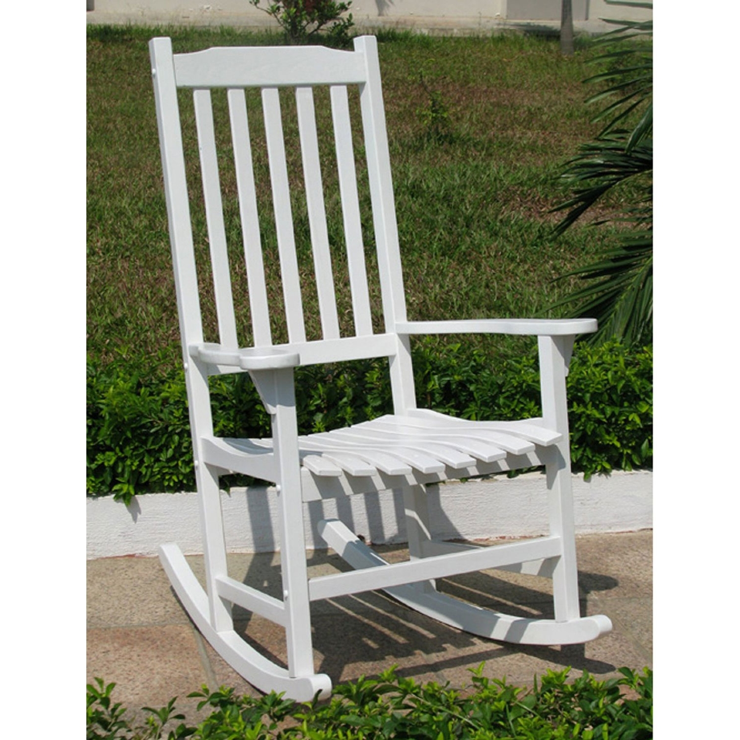 Best And Newest Lovely Cheap Patio Chairs Semco Recycled Plastic Rocking Chair With Inexpensive Patio Rocking Chairs (View 10 of 15)