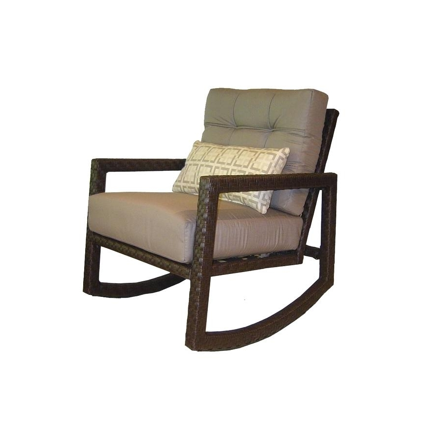 Best And Newest Lowes Rocking Chairs Wood Chair Cushions Outdoor – Restorethelakes Regarding Rocking Chairs At Lowes (View 14 of 15)