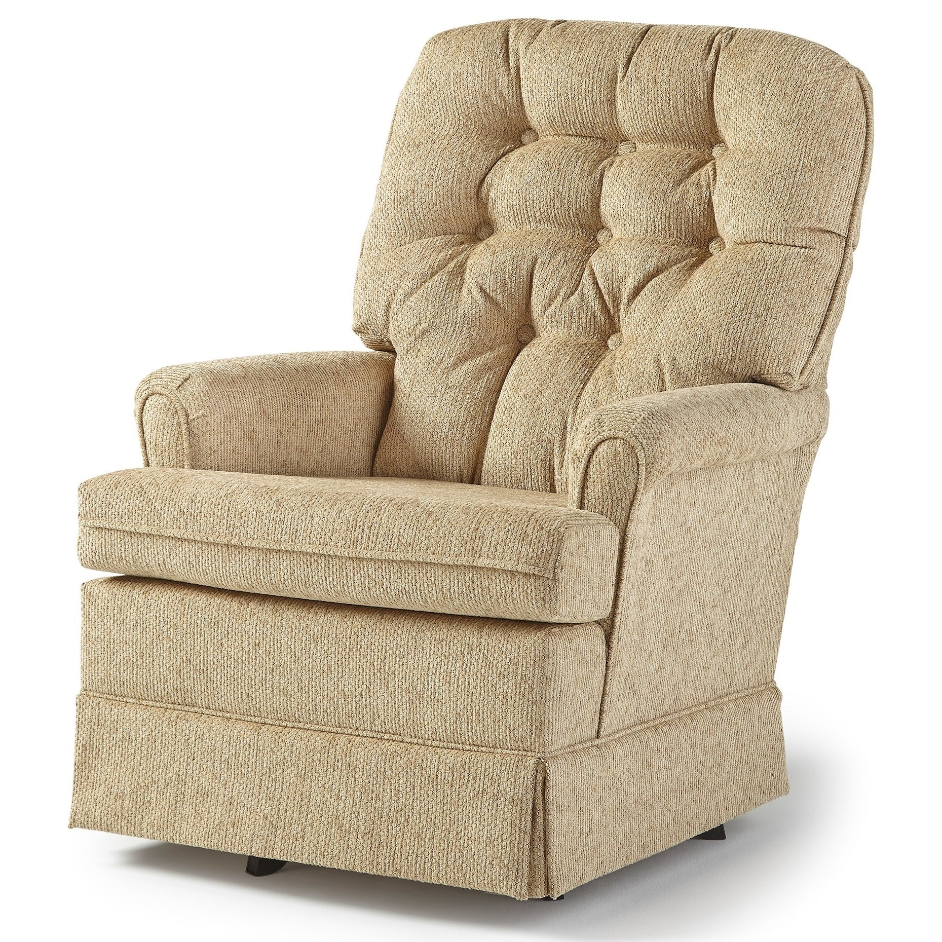Best Home Furnishings Swivel Glide Chairs Joplin Swivel Rocker Chair In Most Current Swivel Rocking Chairs (View 5 of 15)