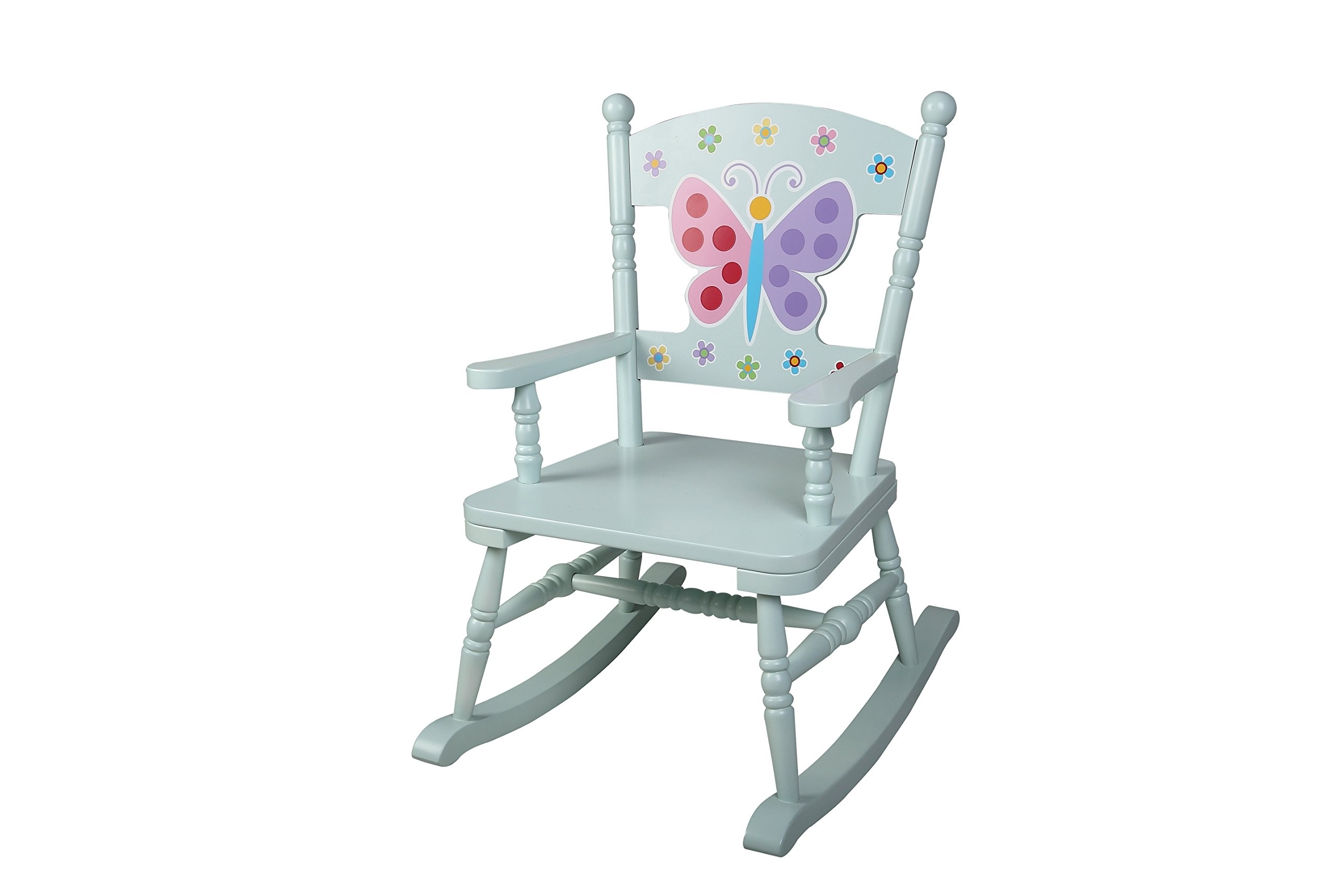 Best Rated In Kids' Rocking Chairs & Helpful Customer Reviews With Regard To Newest Amazon Rocking Chairs (View 6 of 15)