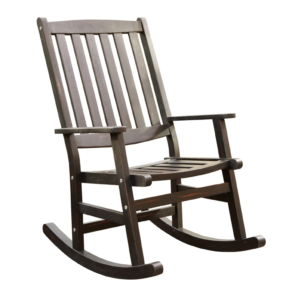 Black Rocking Chairs For Sale Unfinished Rocking Chair The (View 15 of 15)