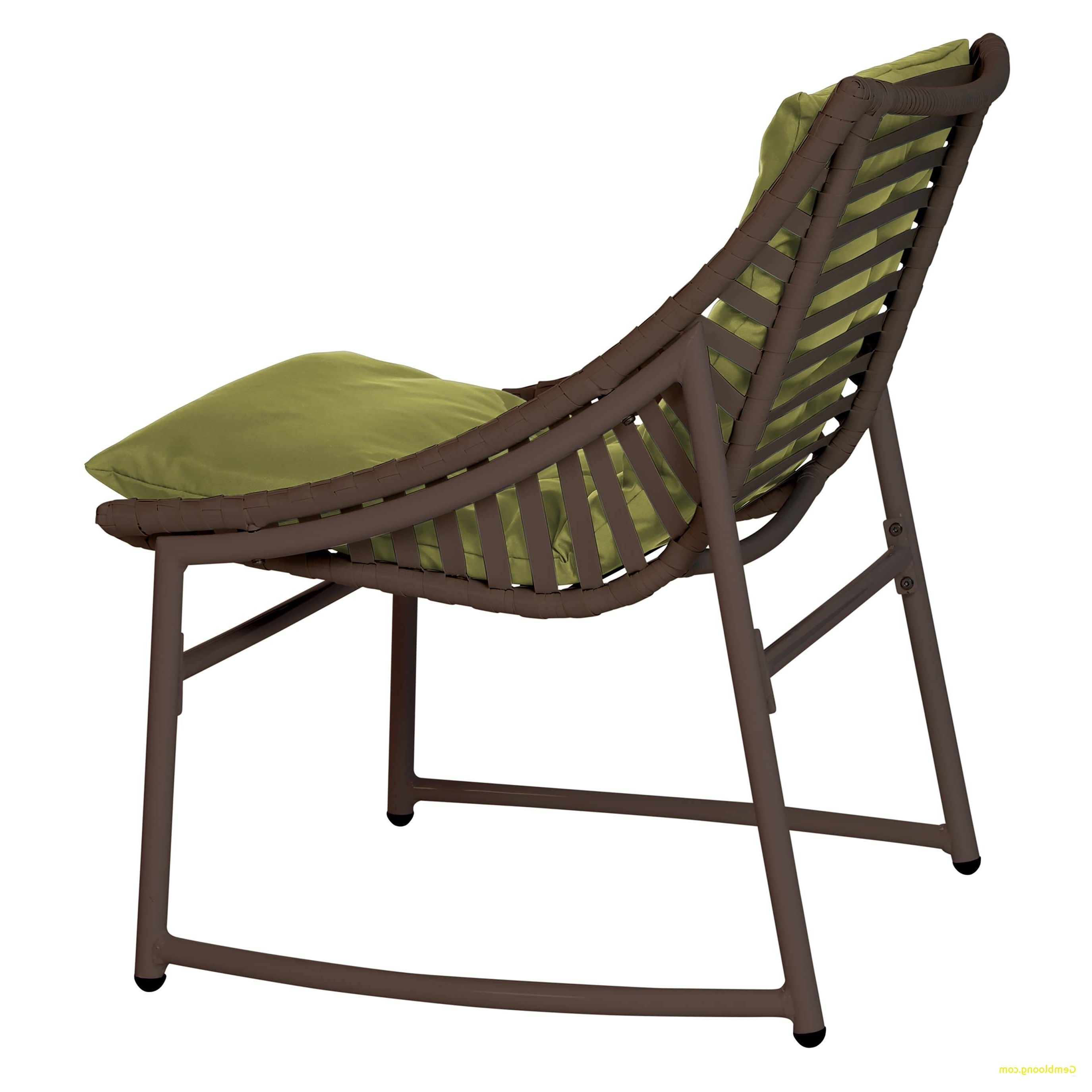 Chair : Patio Rocking Chairs Top Chairs That Spin' S Chair Panton Throughout Popular Patio Rocking Chairs With Ottoman (View 6 of 15)