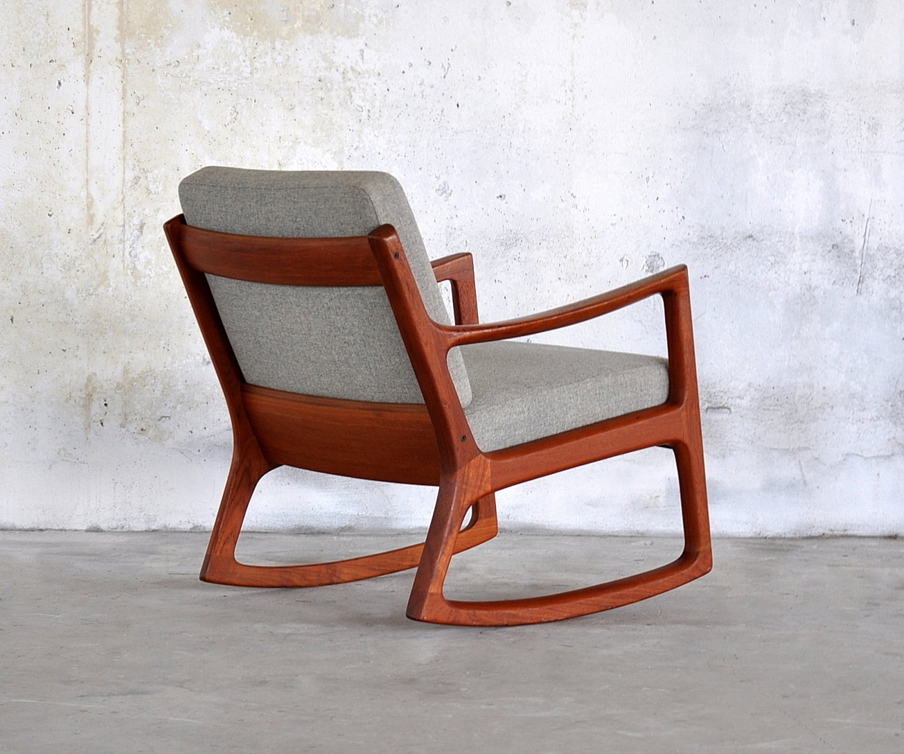 Contemporary Rocking Chair Uk — All Contemporary Design : Unique For Current Modern Patio Rocking Chairs (View 2 of 15)