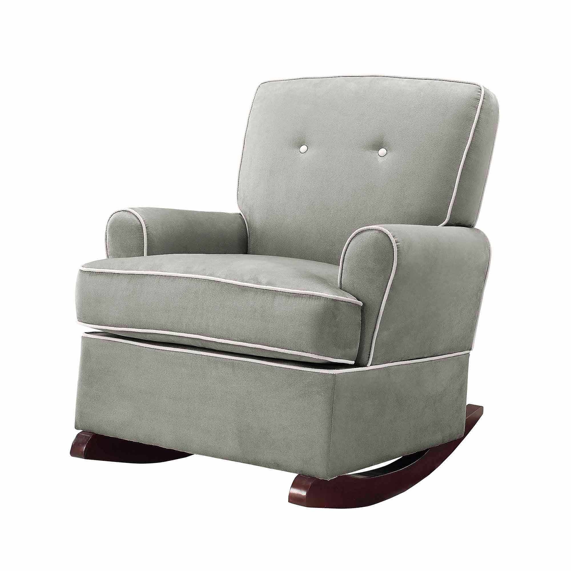Current Baby Relax Tinsley Rocker, Choose Your Color – Walmart Within Rocking Chairs At Target (View 3 of 15)