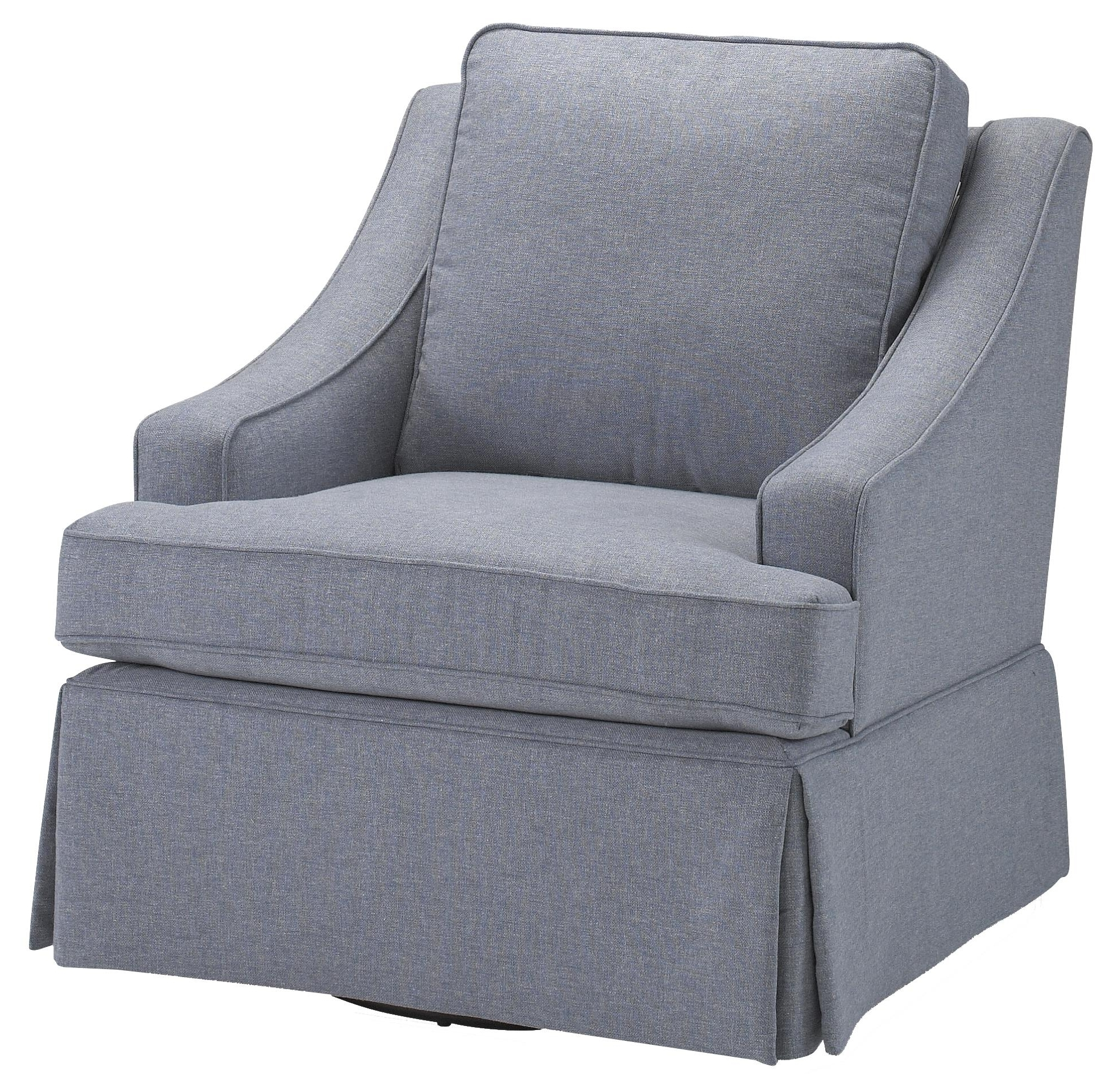 Famous Best Home Furnishings Swivel Glide Chairs Contemporary Ayla Swivel Throughout Swivel Rocking Chairs (View 2 of 15)