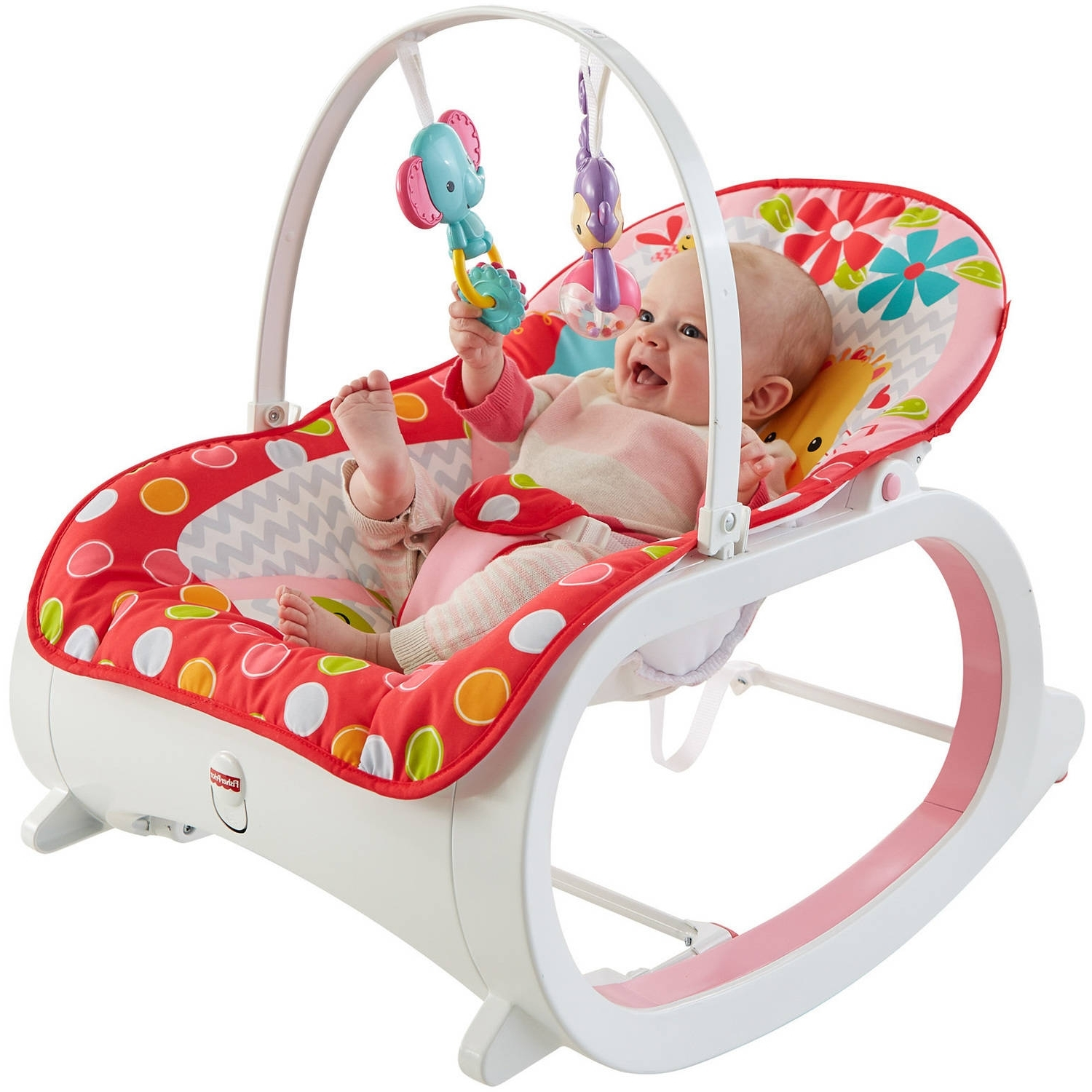 Fashionable Fisher Price Infant To Toddler Rocker – Walmart With Rocking Chairs For Babies (View 3 of 15)