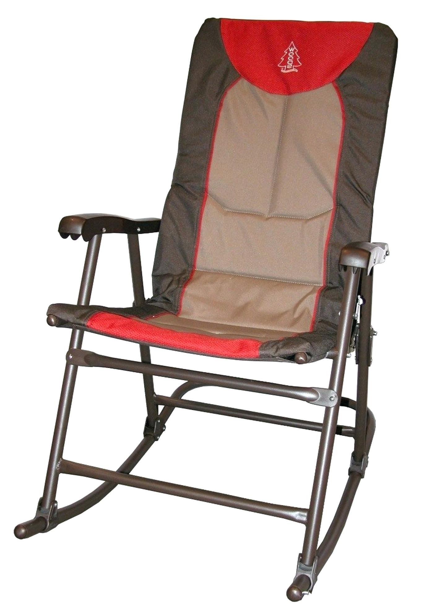 Fashionable Folding Rocking Chair Costco Vintage Aluminum At Camping World Throughout Rocking Chairs At Costco (View 11 of 15)