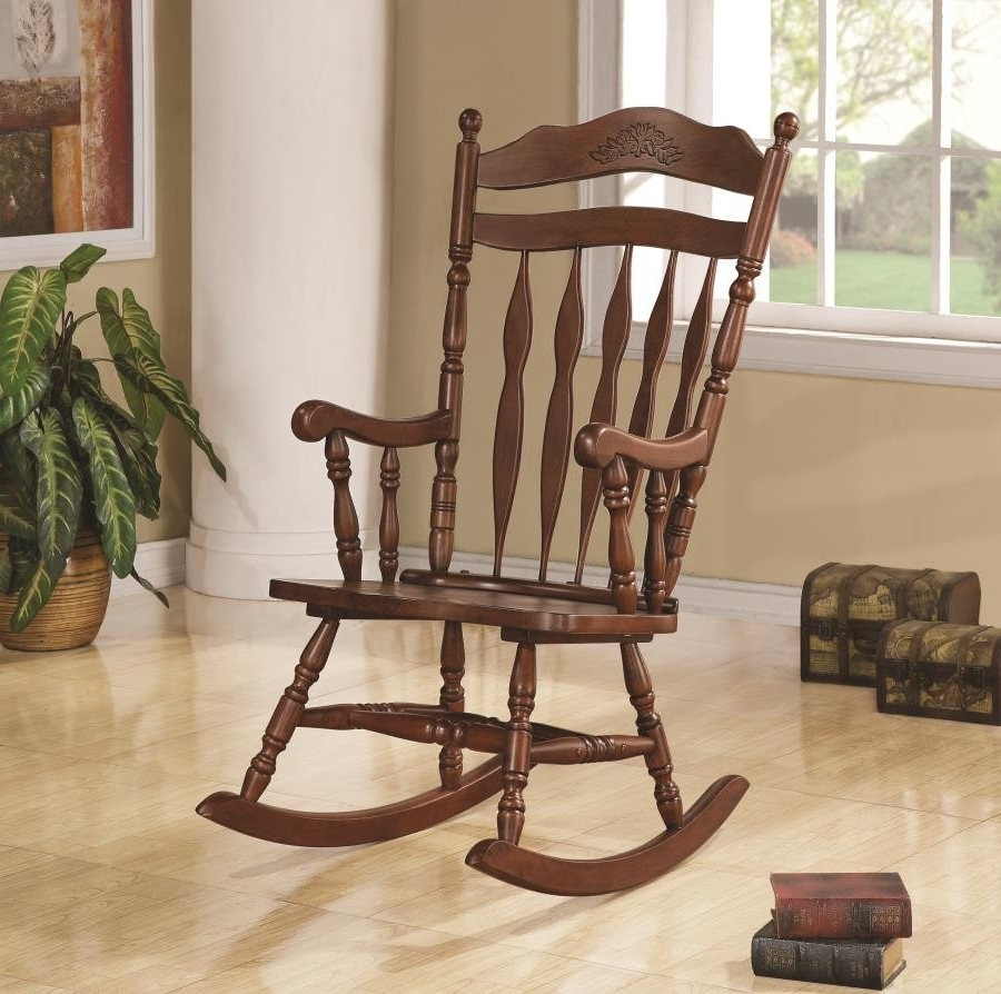 Fashionable Rocking Chairs For Living Room Inside Living Room: Rocking Chairs – Rocking Chair (View 5 of 15)