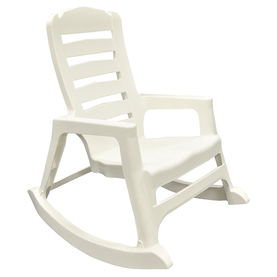 Favorite Lowes Rocking Chairs Inside White Outdoor Rocking Chairs Lowes Shop Beachfront Outdoor Double (View 14 of 15)