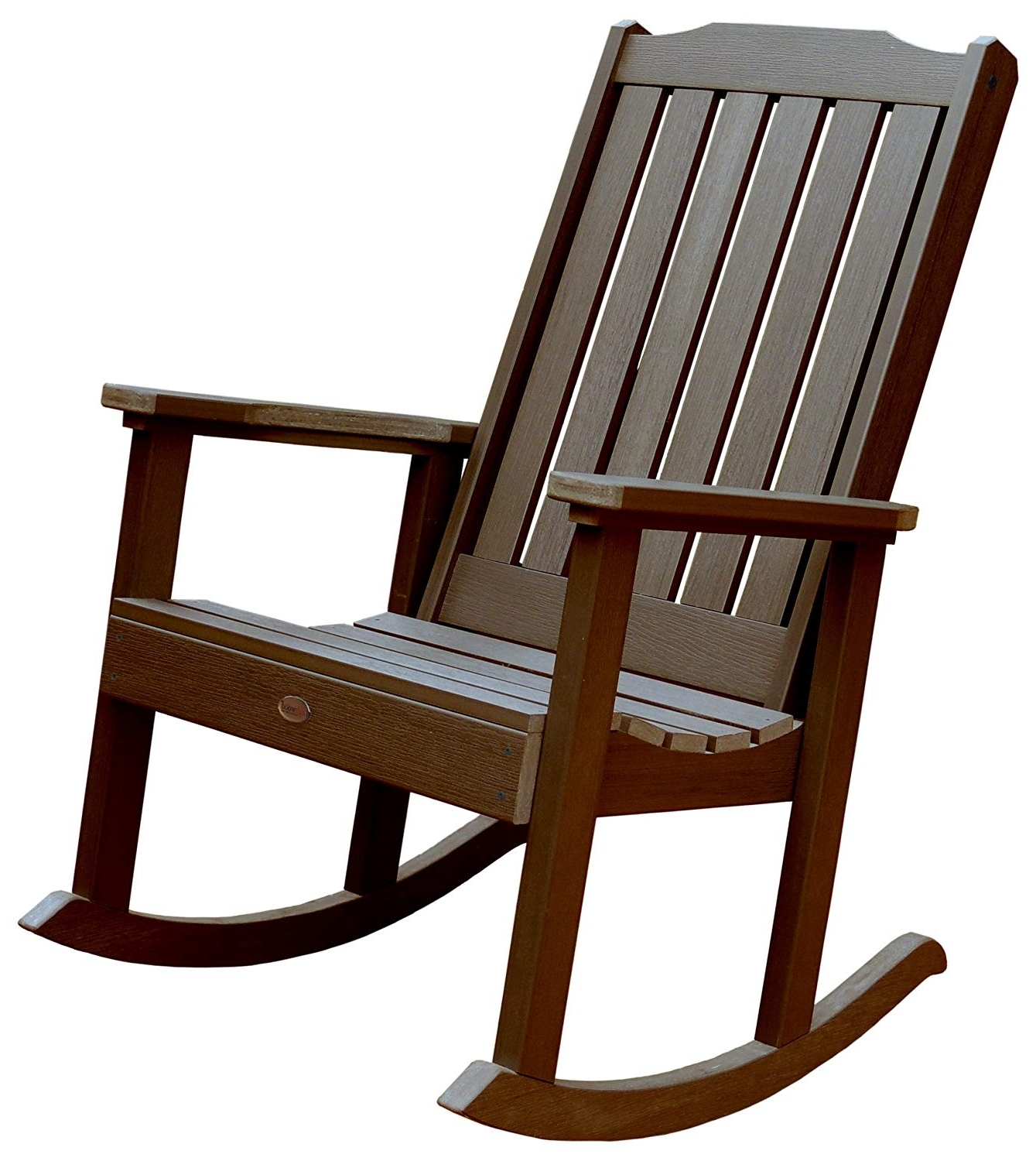 For Big And Heavy People In Padded Patio Rocking Chairs (View 5 of 15)