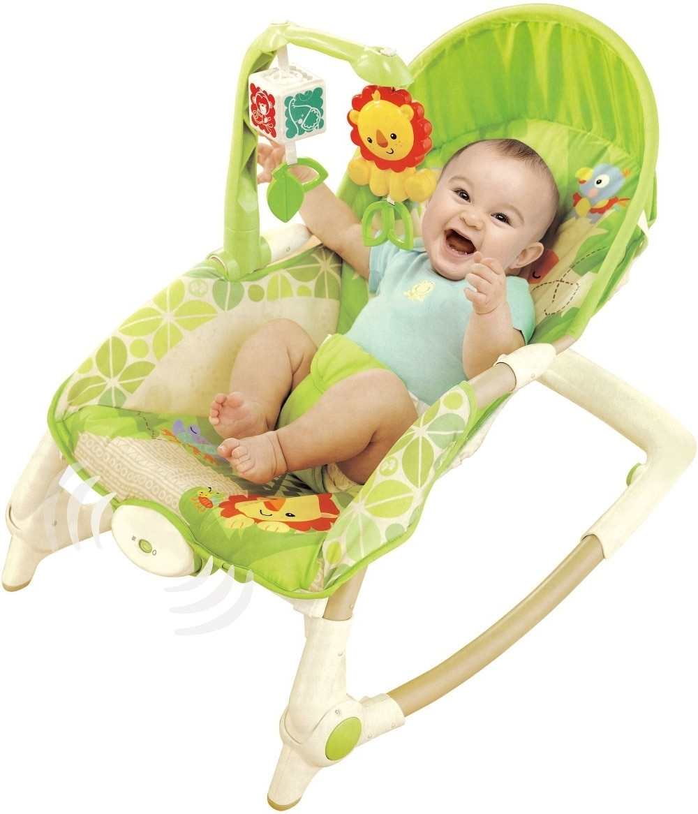 Free Shipping Newborn To Toddler Rocker Musical Baby Rocking Chair Within Widely Used Rocking Chairs For Babies (View 6 of 15)