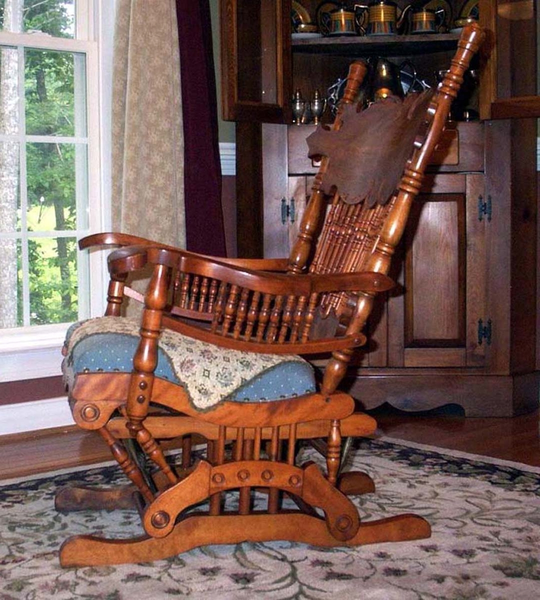 Furniture Specific: Rock On – Spring Loaded Inside Recent Rocking Chairs With Springs (View 7 of 15)