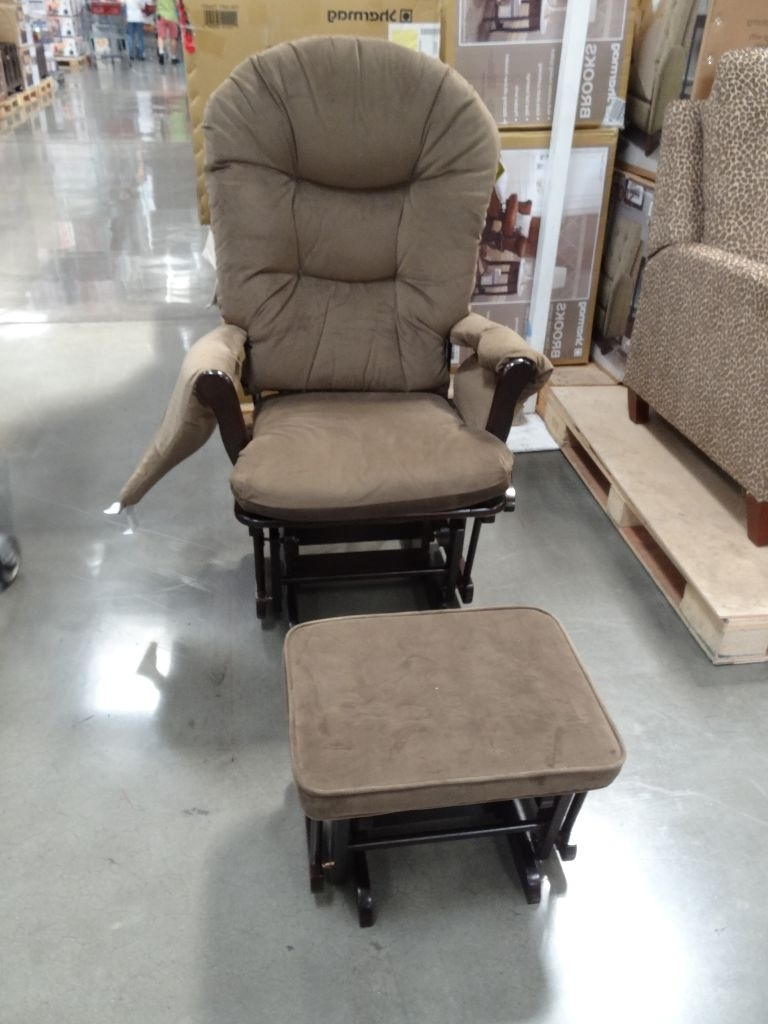 Glider Rocking Chairs Costco – Chair Design Ideas Intended For Trendy Rocking Chairs At Costco (View 2 of 15)