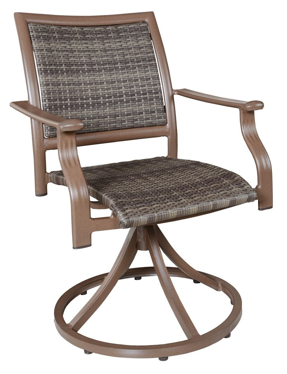 High Chair : Brown Stackable Outdoor Chairs Bronze Outdoor Chairs With Most Current Hampton Bay Rocking Patio Chairs (View 15 of 15)