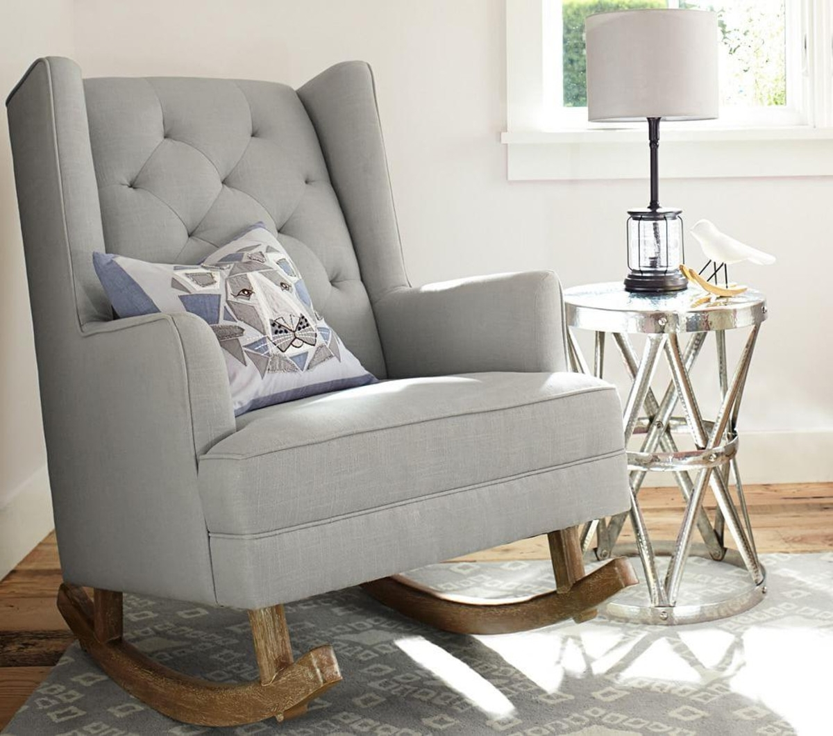 Latest Rocking Chairs For Nursing With Modern Nursing Rocking Chair Ideas — All Modern Rocking Chairs (View 8 of 15)
