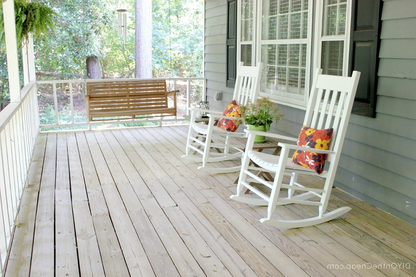 Living Room Furniture : Astounding Rocking Chair Front Porch Is Like Intended For Most Recently Released Rocking Chairs For Front Porch (View 4 of 15)