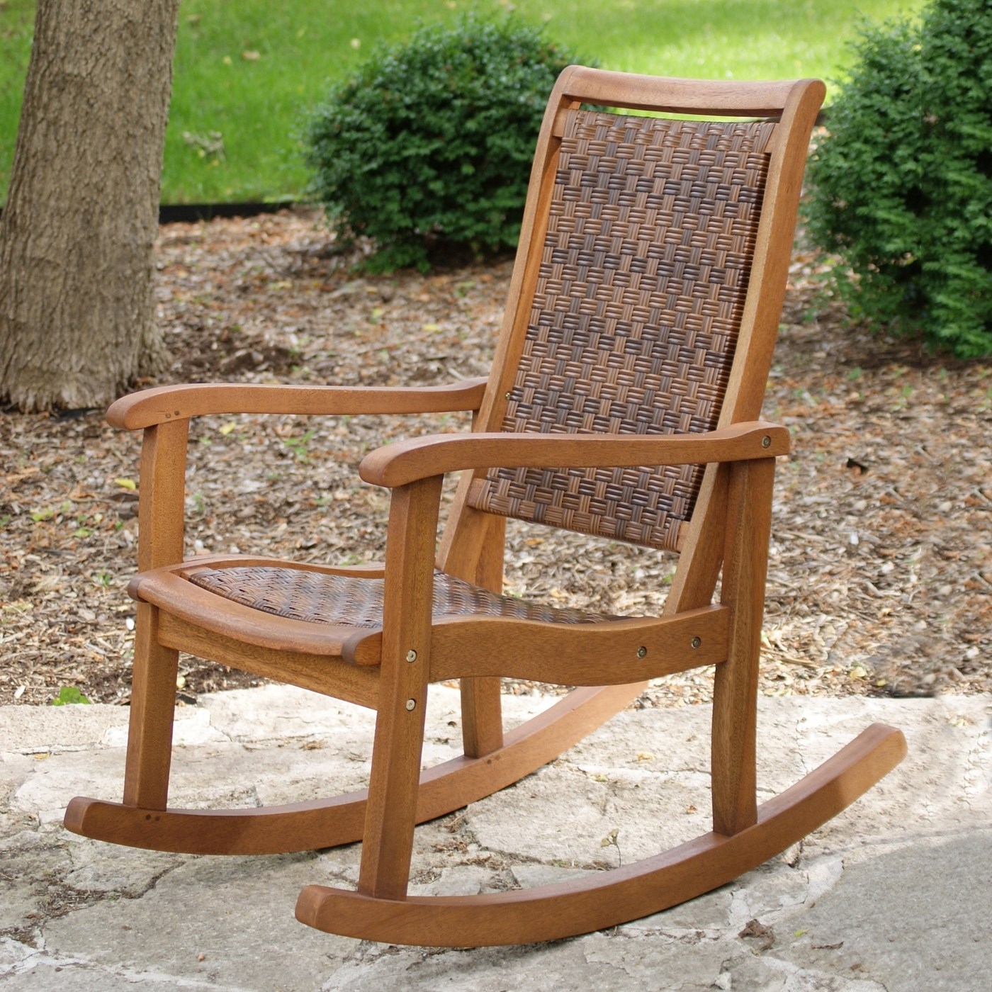Lowe's Canada Inside Outdoor Rocking Chairs (View 4 of 15)