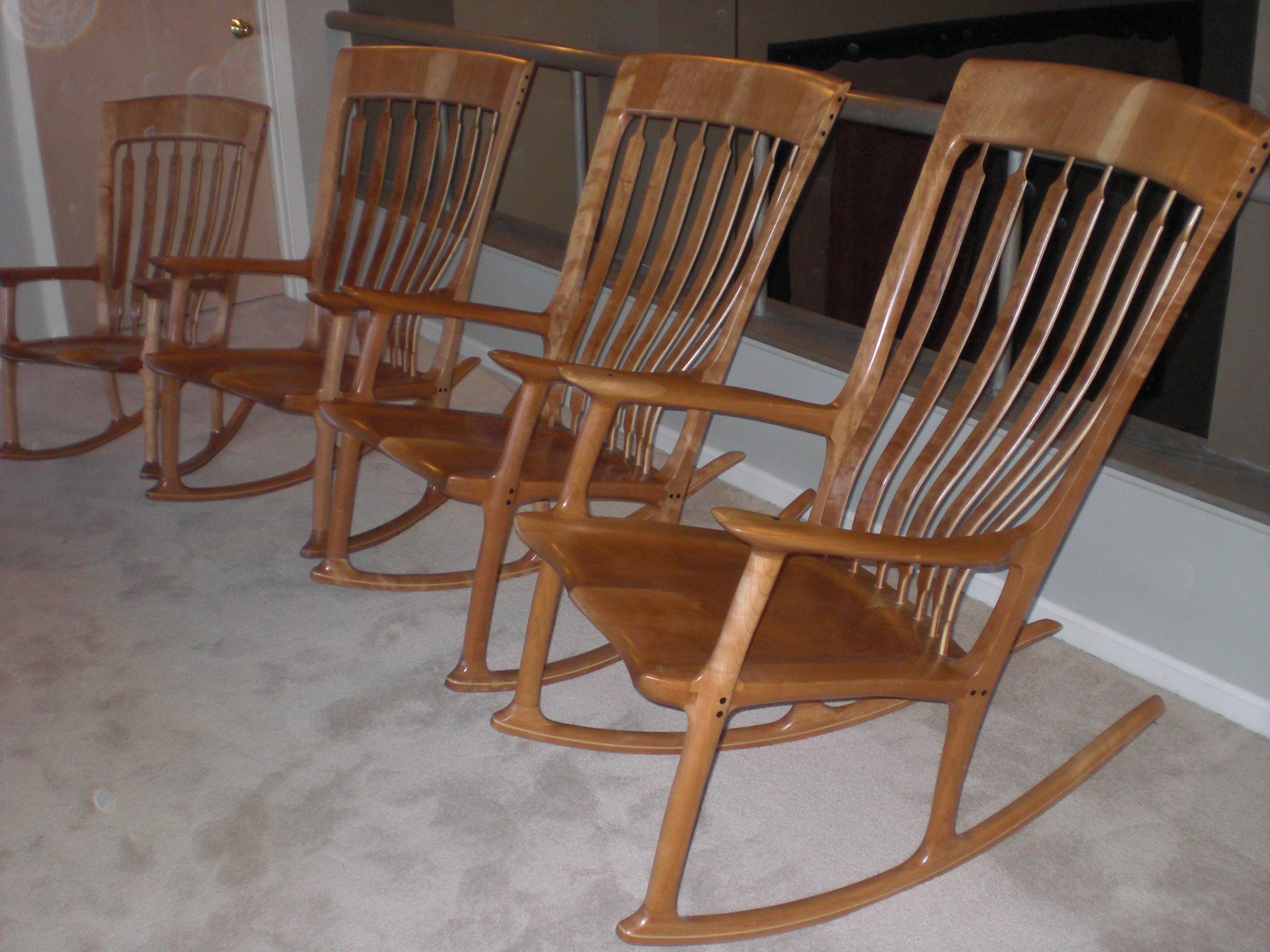 Most Recently Released Rocking Chairs For Adults Pertaining To Chair Sizing – Rocking Chairsr. C (View 4 of 15)