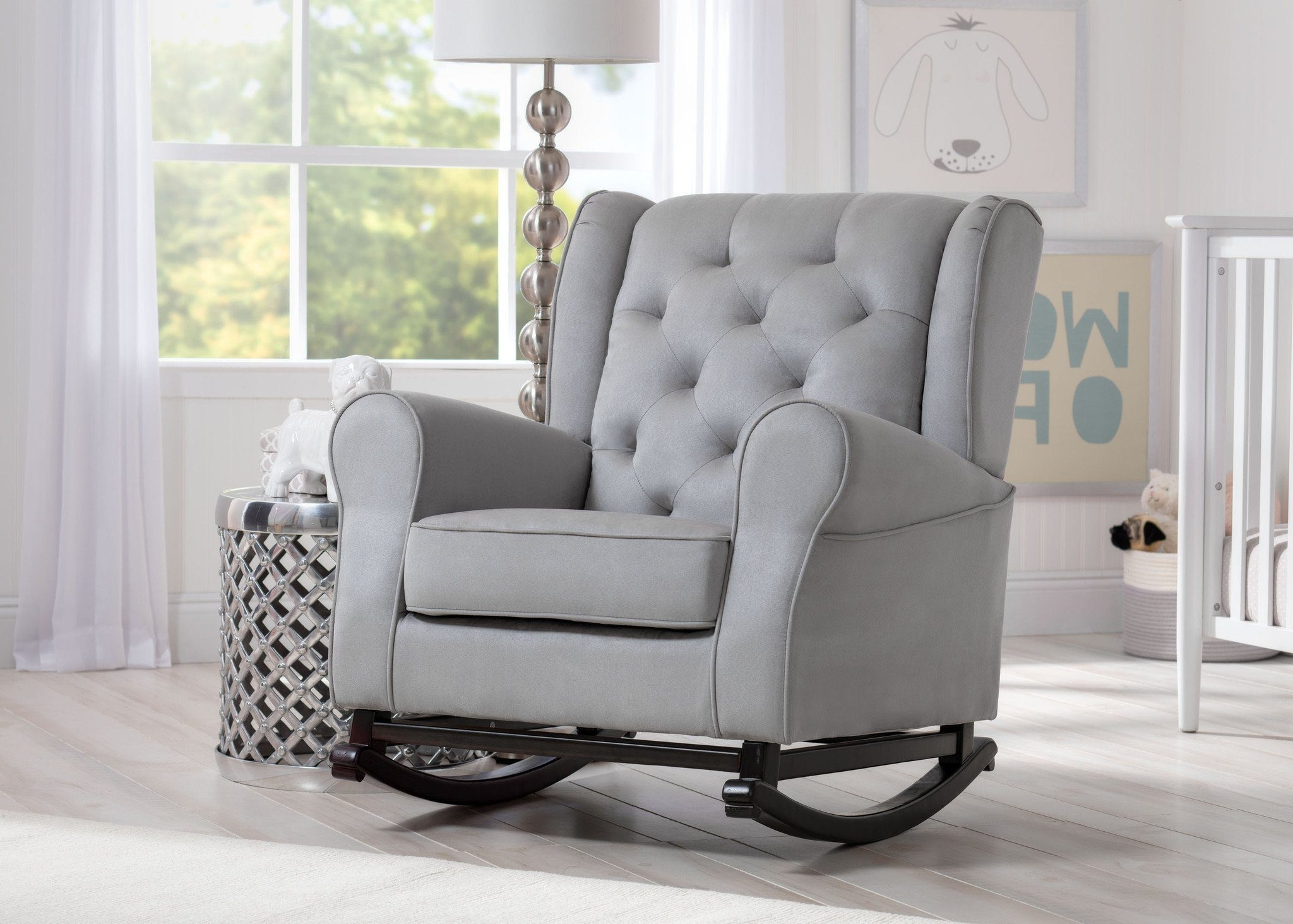 Featured Photo of Rocking Chairs For Nursery