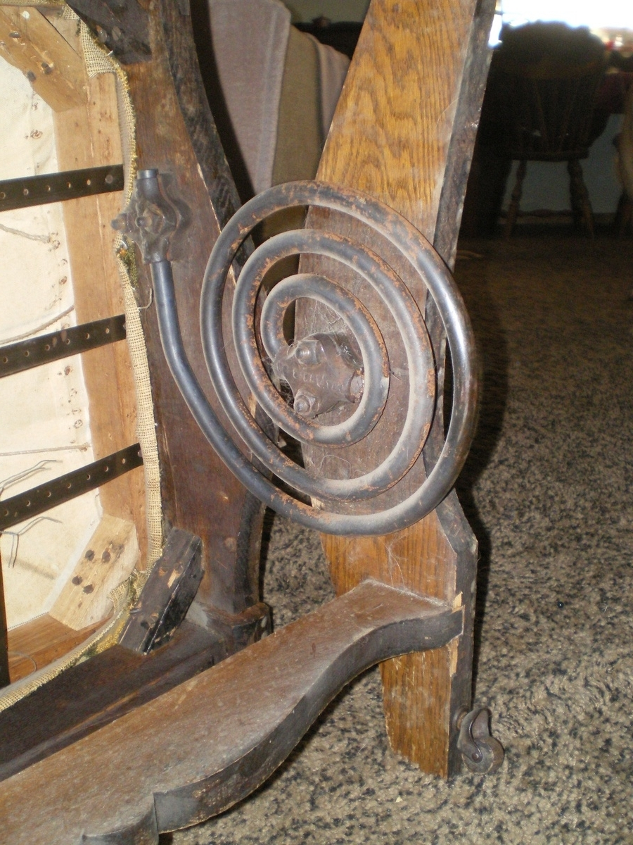 Most Up To Date Rocking Chairs With Springs Pertaining To A.h (View 7 of 15)