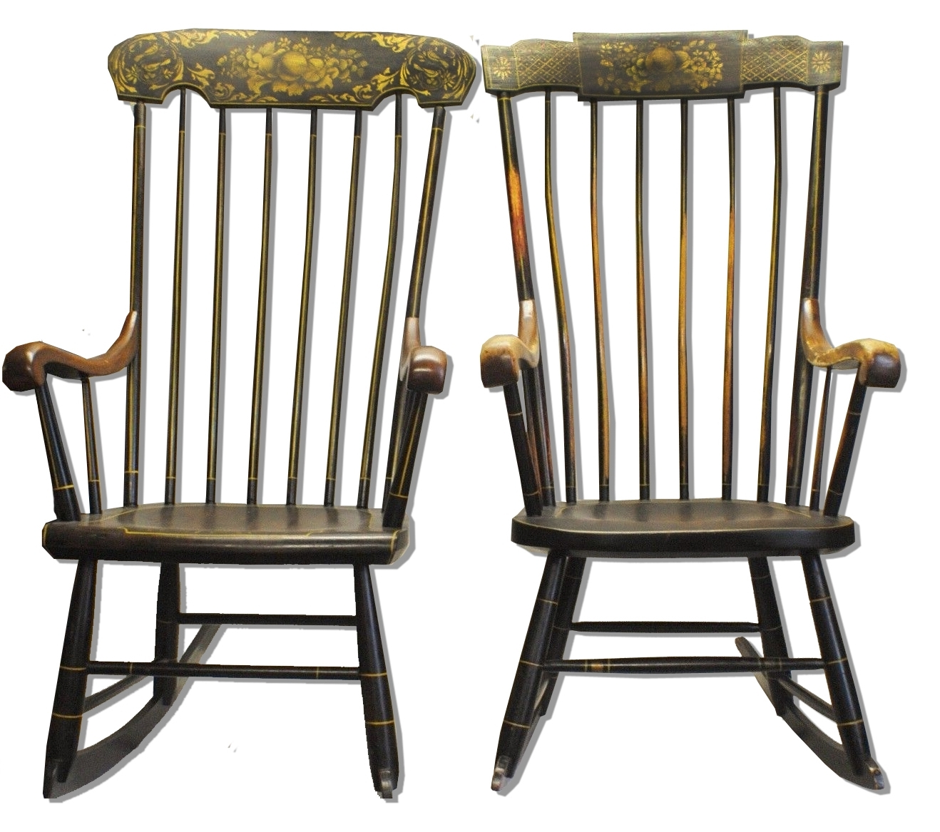 Newest Lincoln's Rocking Chairs Sell For $26k – Antique Trader Regarding Antique Rocking Chairs (View 4 of 15)