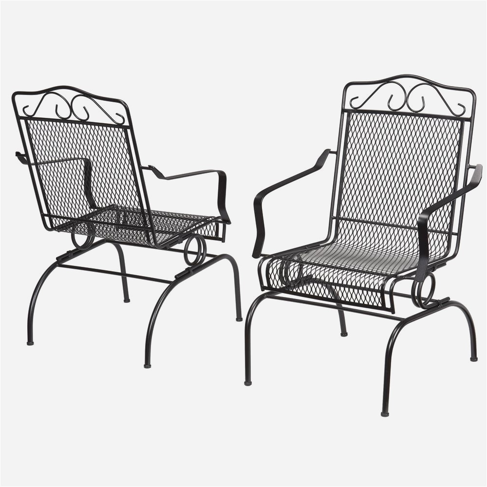 Outdoor Patio Metal Rocking Chairs Pertaining To Well Known Metal Rocking Patio Chairs Lovely Metal Outdoor Patio Furniture (View 12 of 15)