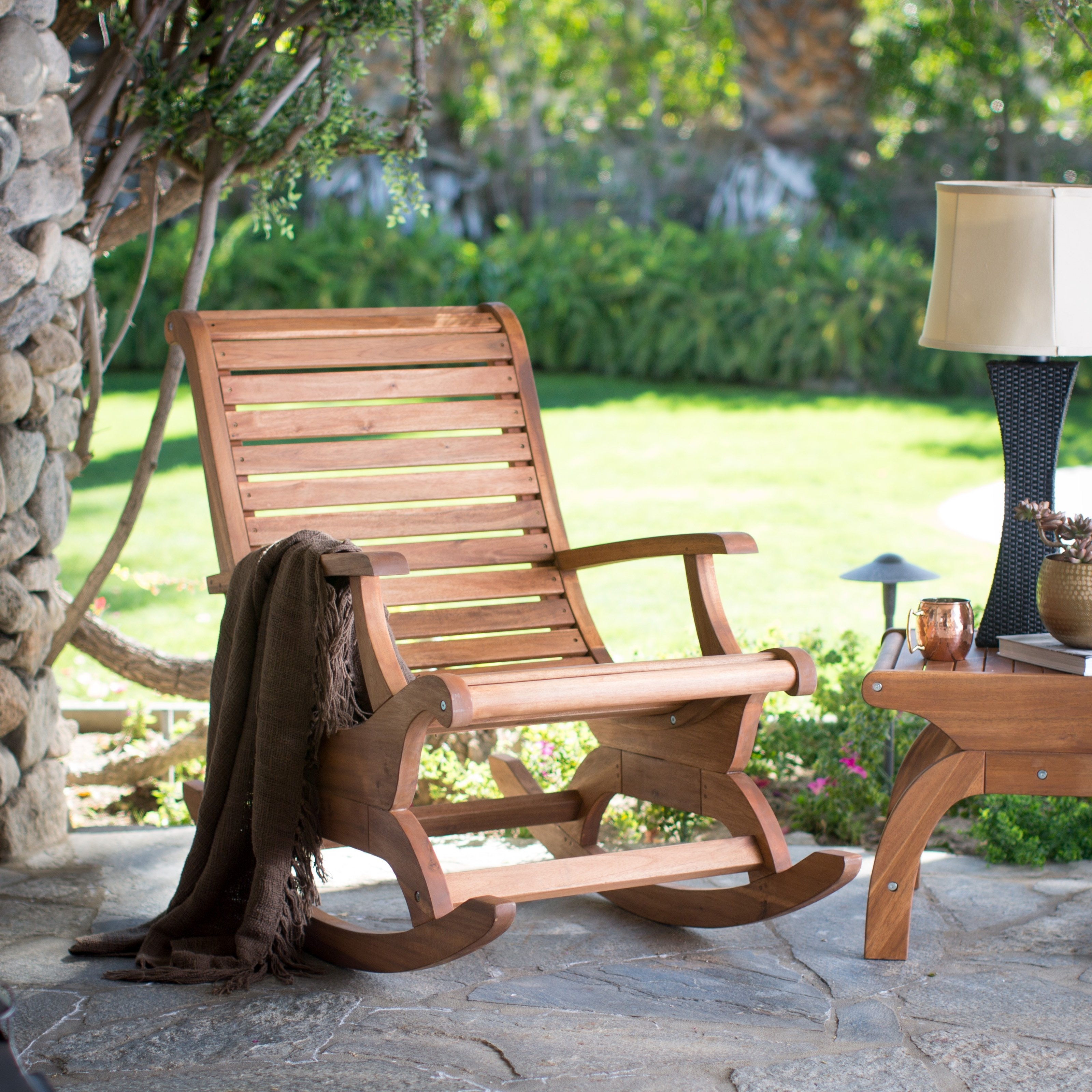 Outdoor Rocking Chair : Time To Relax – Goodworksfurniture Regarding Best And Newest Unique Outdoor Rocking Chairs (View 3 of 15)