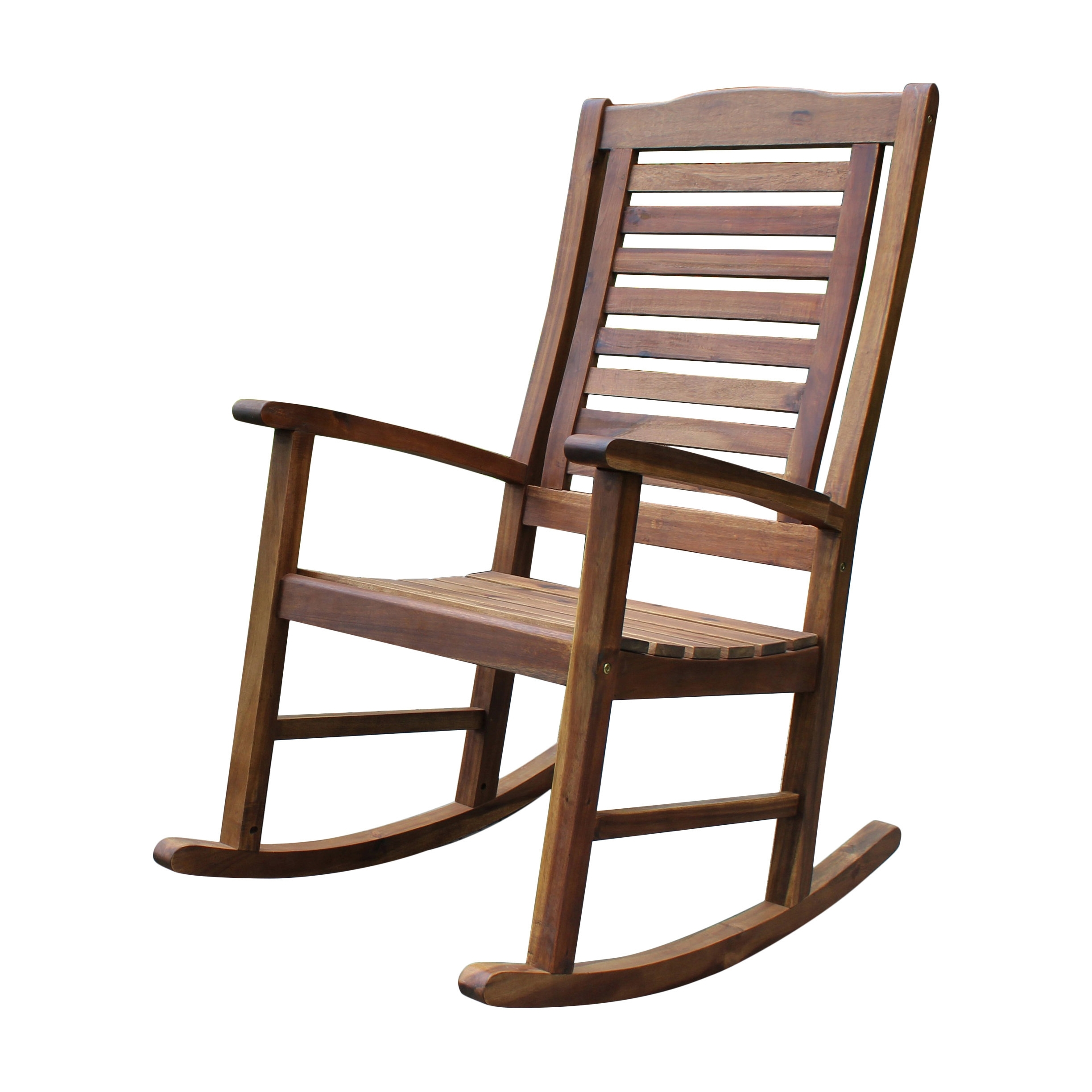 Pine Hills Outdoor Rocking Chair & Reviews (View 10 of 15)