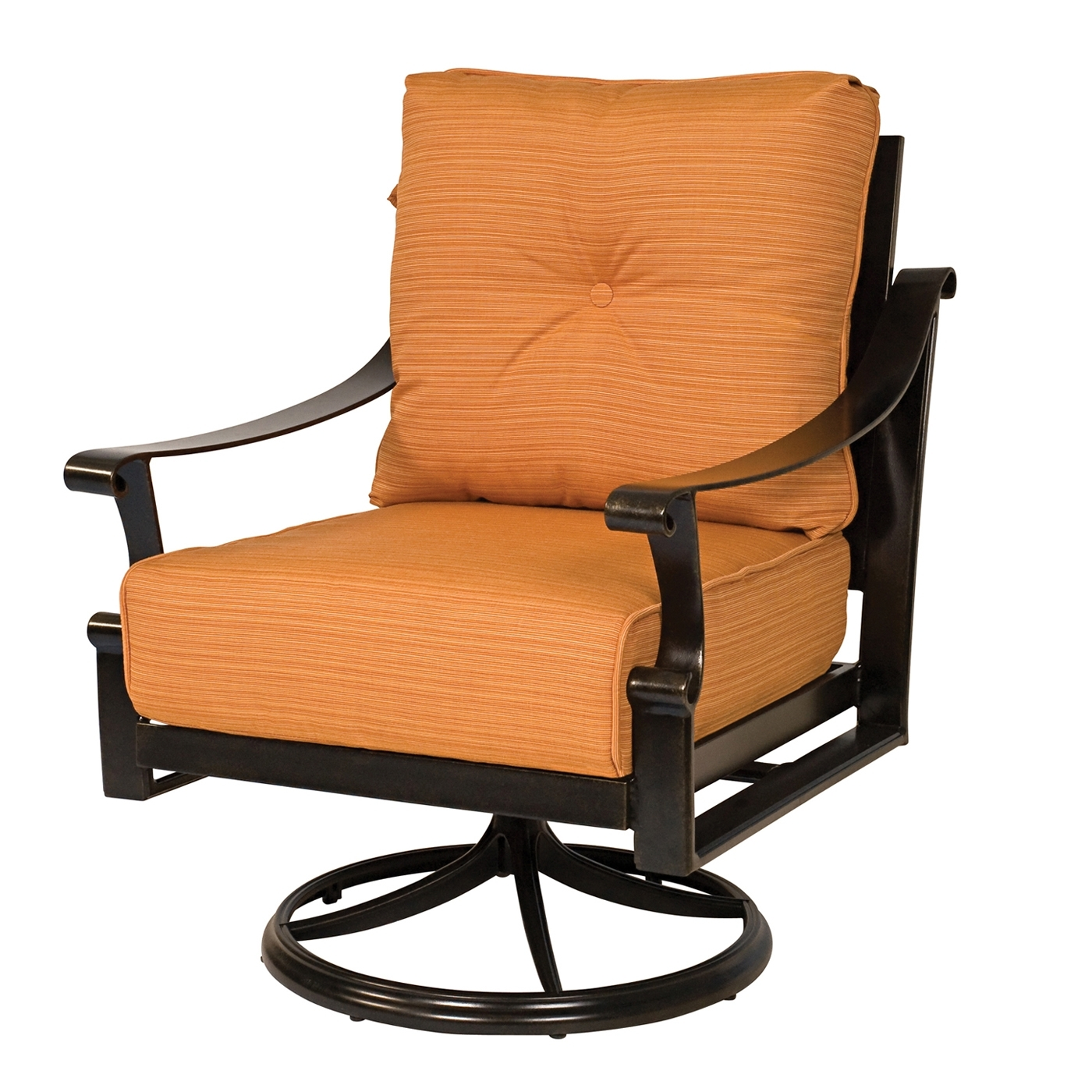 Popular Patio Rocking Swivel Chairs Intended For Awesome Swivel Rocker Patio Chairs Yw5fb Mauriciohm Com Entrancing (View 8 of 15)