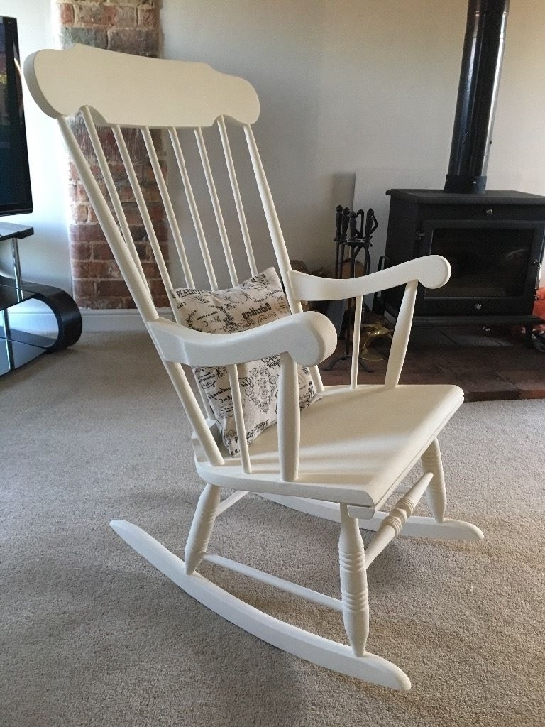 Featured Photo of Upcycled Rocking Chairs