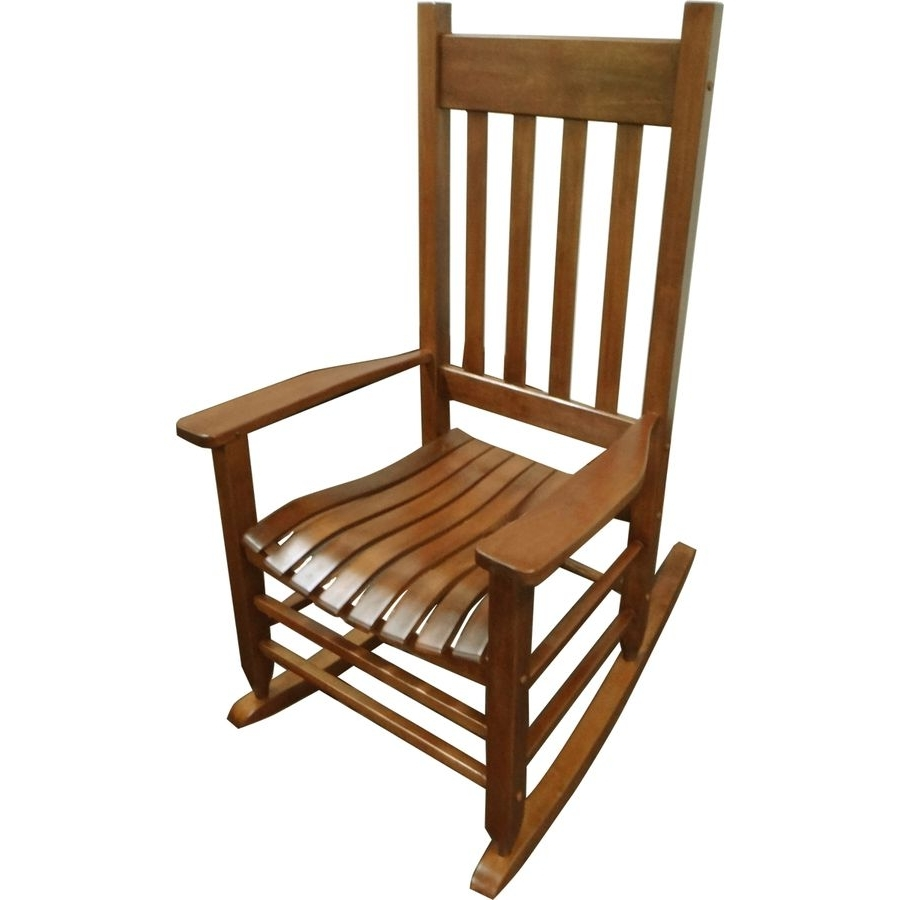 Porches + Pertaining To Best And Newest Lowes Rocking Chairs (View 5 of 15)
