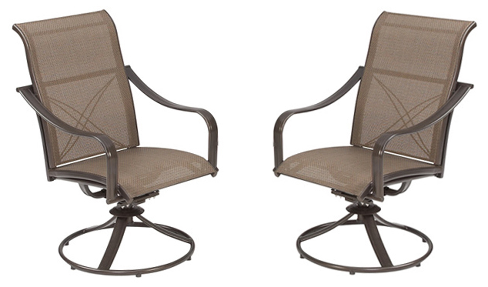 Preferred Casual Living Worldwide Recalls Swivel Patio Chairs Due To Black With Hampton Bay Rocking Patio Chairs (View 9 of 15)