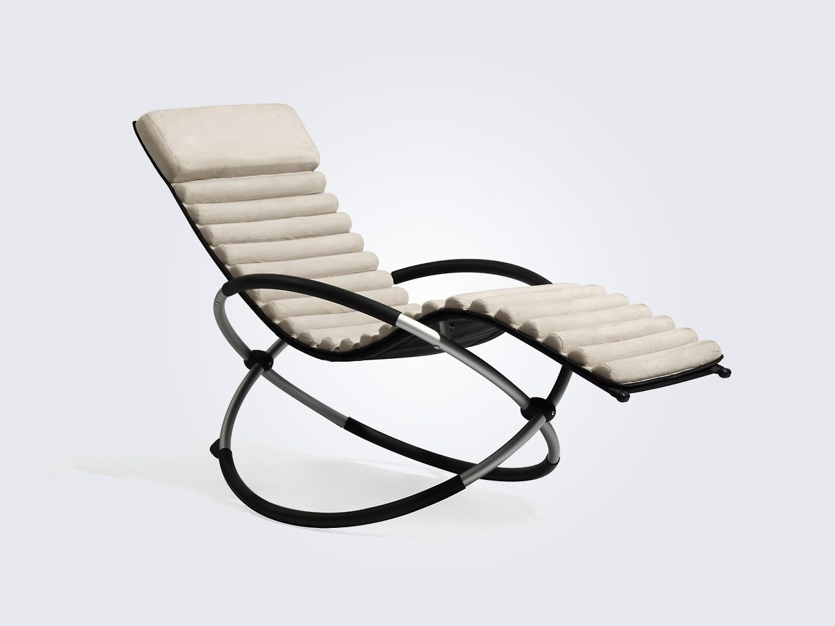 Preferred Lacarno Folding Rocking Chair – Container Direct Regarding Folding Rocking Chairs (View 2 of 15)