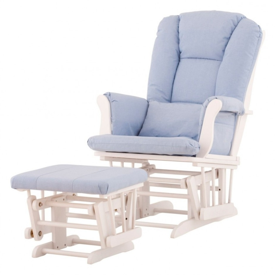 Recent Rocking Chair And Footstool – Ehindtimes Regarding Rocking Chairs With Footstool (View 12 of 15)
