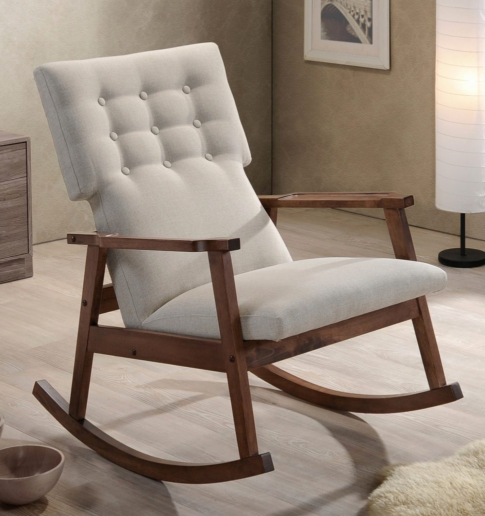 Recent Rocking Chairs At Wayfair For Chair : Wayfair Rocking Chair Wayfair Childrens Rocking Chair (View 8 of 15)