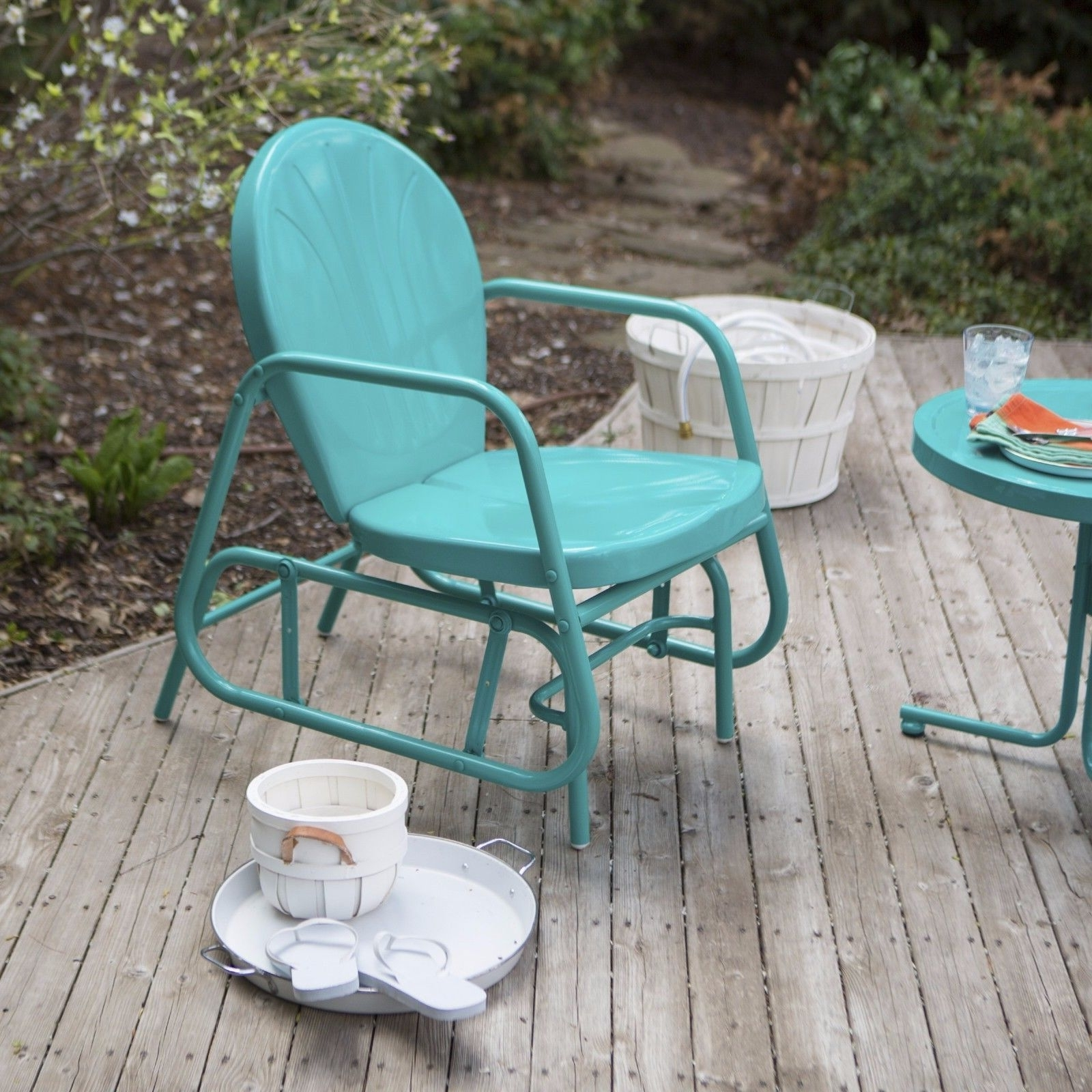Retro Outdoor Rocking Chairs Intended For Most Popular Top Outdoor Furniture Vintage Pics – Struktura – Struktura (View 8 of 15)