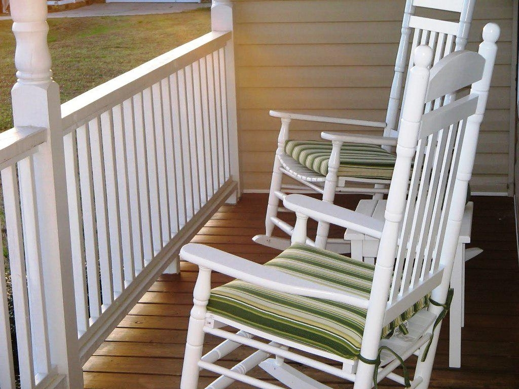 Rocking Chair Cushions For Outdoor Within Well Liked Outdoor Rocking Chair Cushions – Torino (View 12 of 15)